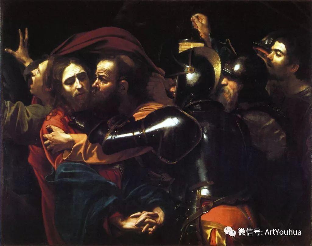 No.18 卡拉瓦乔 | 意大利16世纪末至17世纪初的著名画家插图87