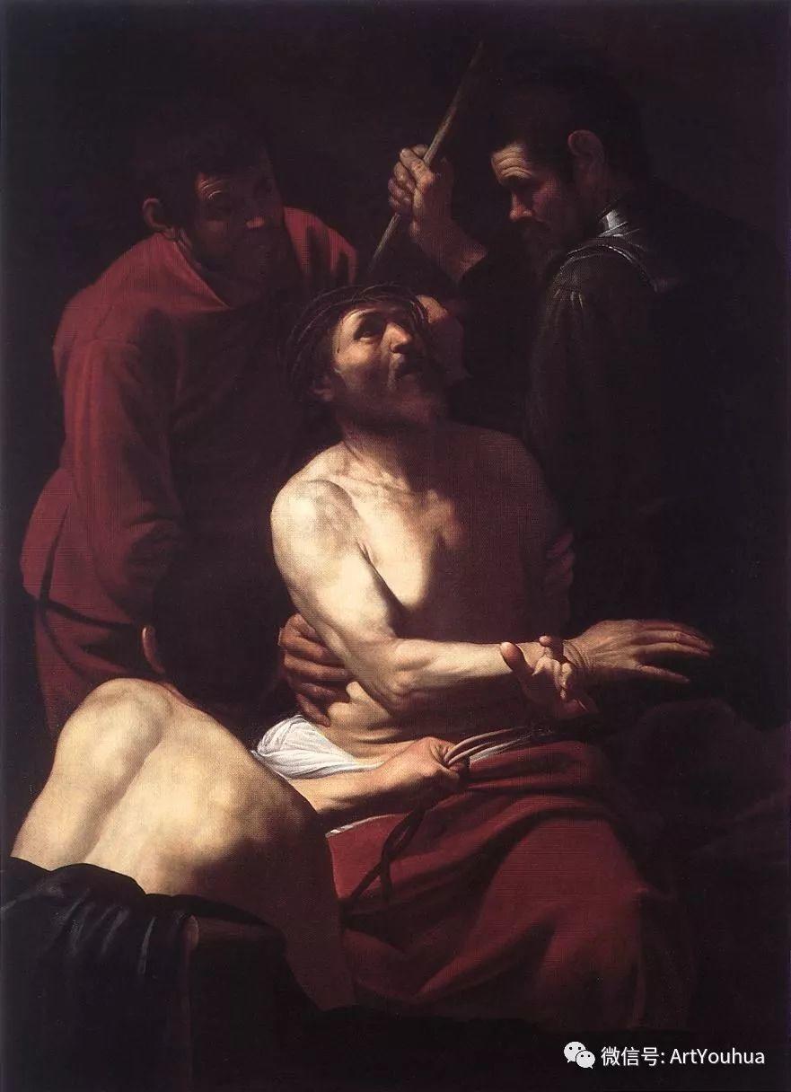 No.18 卡拉瓦乔 | 意大利16世纪末至17世纪初的著名画家插图89