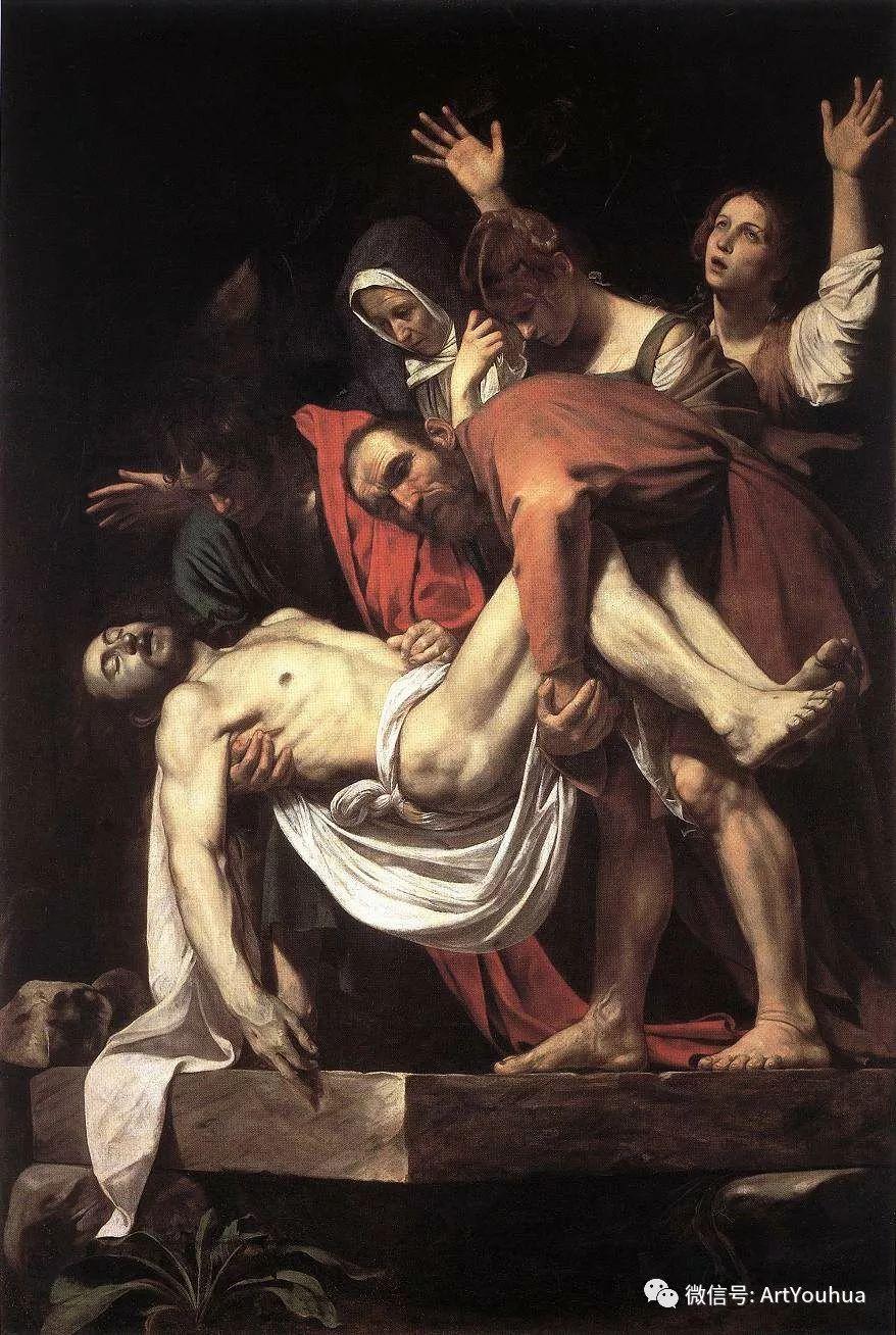 No.18 卡拉瓦乔 | 意大利16世纪末至17世纪初的著名画家插图91