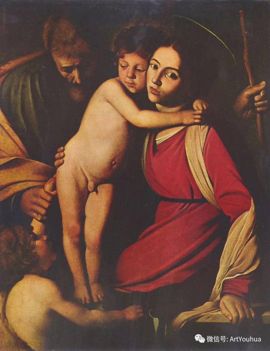 No.18 卡拉瓦乔 | 意大利16世纪末至17世纪初的著名画家插图93