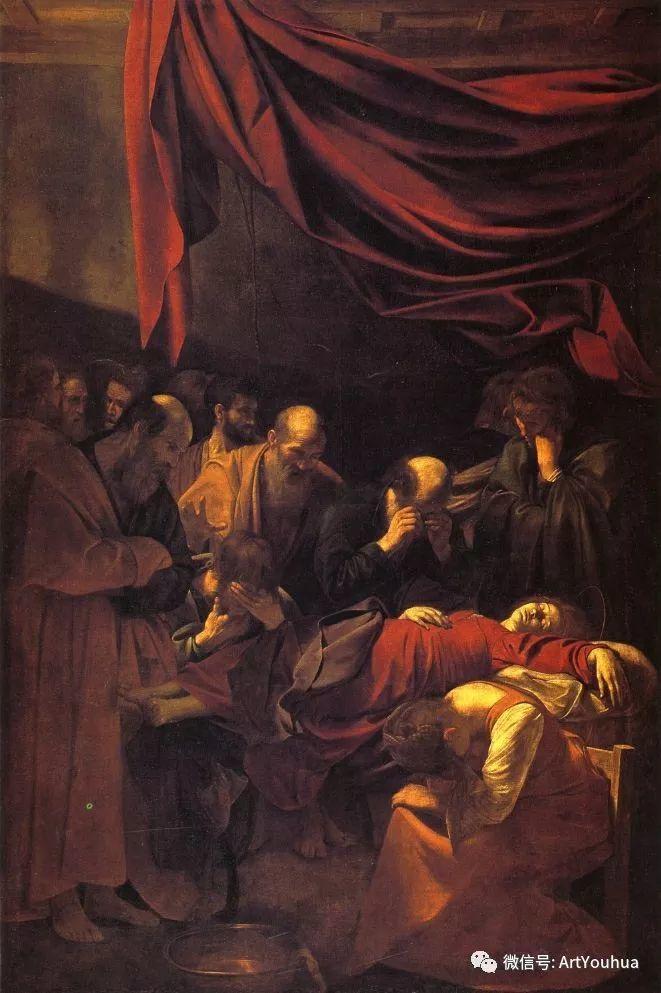 No.18 卡拉瓦乔 | 意大利16世纪末至17世纪初的著名画家插图95