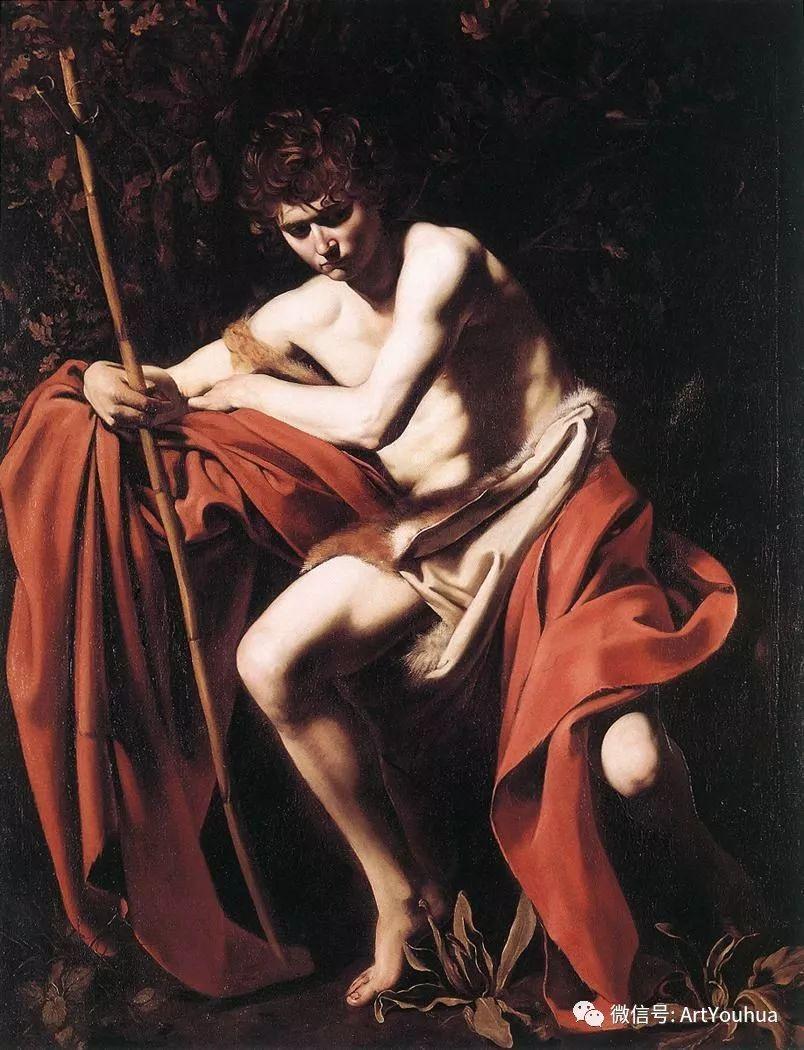 No.18 卡拉瓦乔 | 意大利16世纪末至17世纪初的著名画家插图99