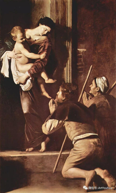 No.18 卡拉瓦乔 | 意大利16世纪末至17世纪初的著名画家插图101