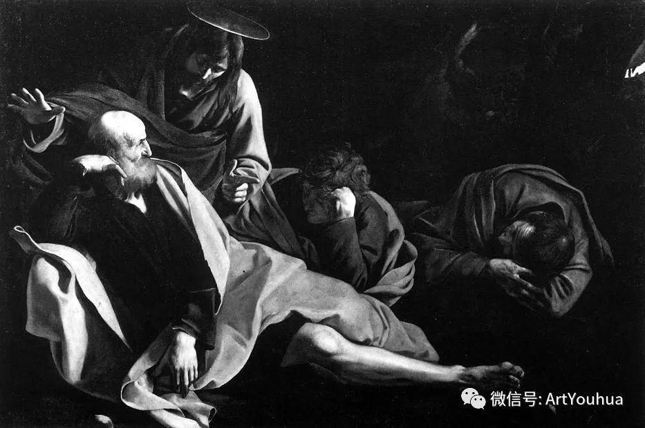 No.18 卡拉瓦乔 | 意大利16世纪末至17世纪初的著名画家插图103