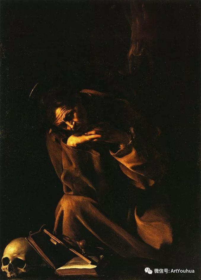 No.18 卡拉瓦乔 | 意大利16世纪末至17世纪初的著名画家插图107