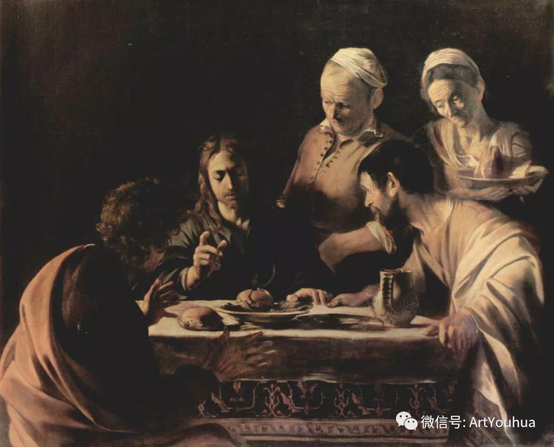 No.18 卡拉瓦乔 | 意大利16世纪末至17世纪初的著名画家插图111