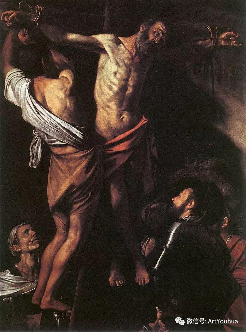 No.18 卡拉瓦乔 | 意大利16世纪末至17世纪初的著名画家插图115