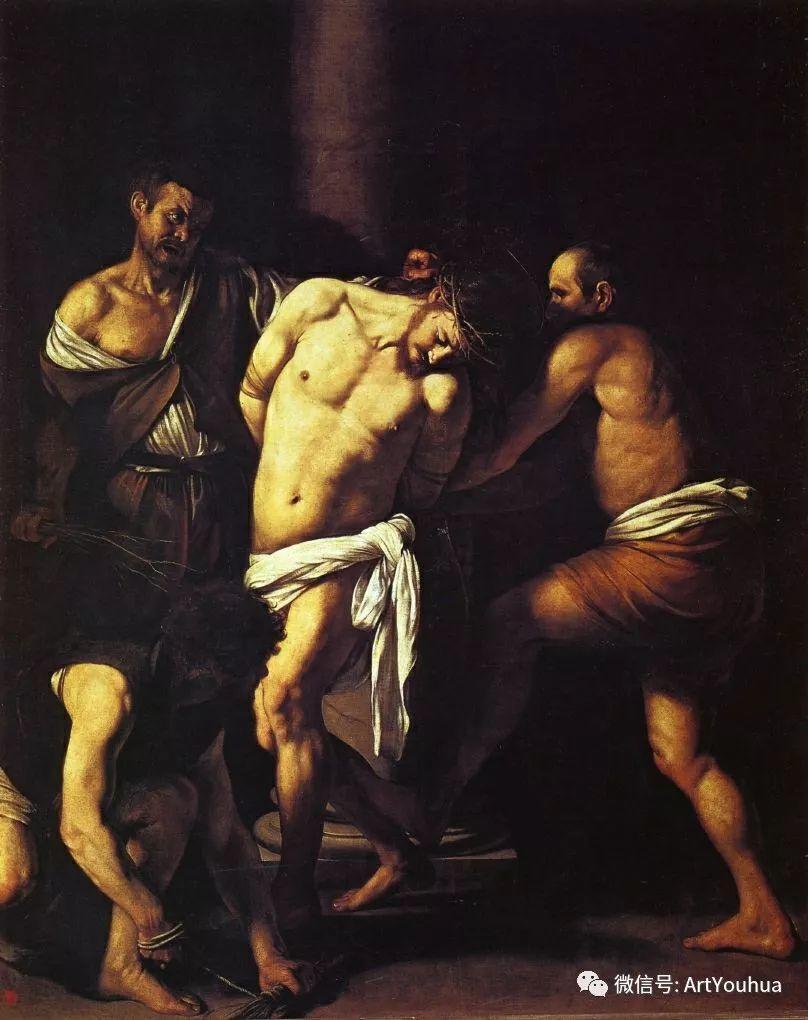 No.18 卡拉瓦乔 | 意大利16世纪末至17世纪初的著名画家插图117