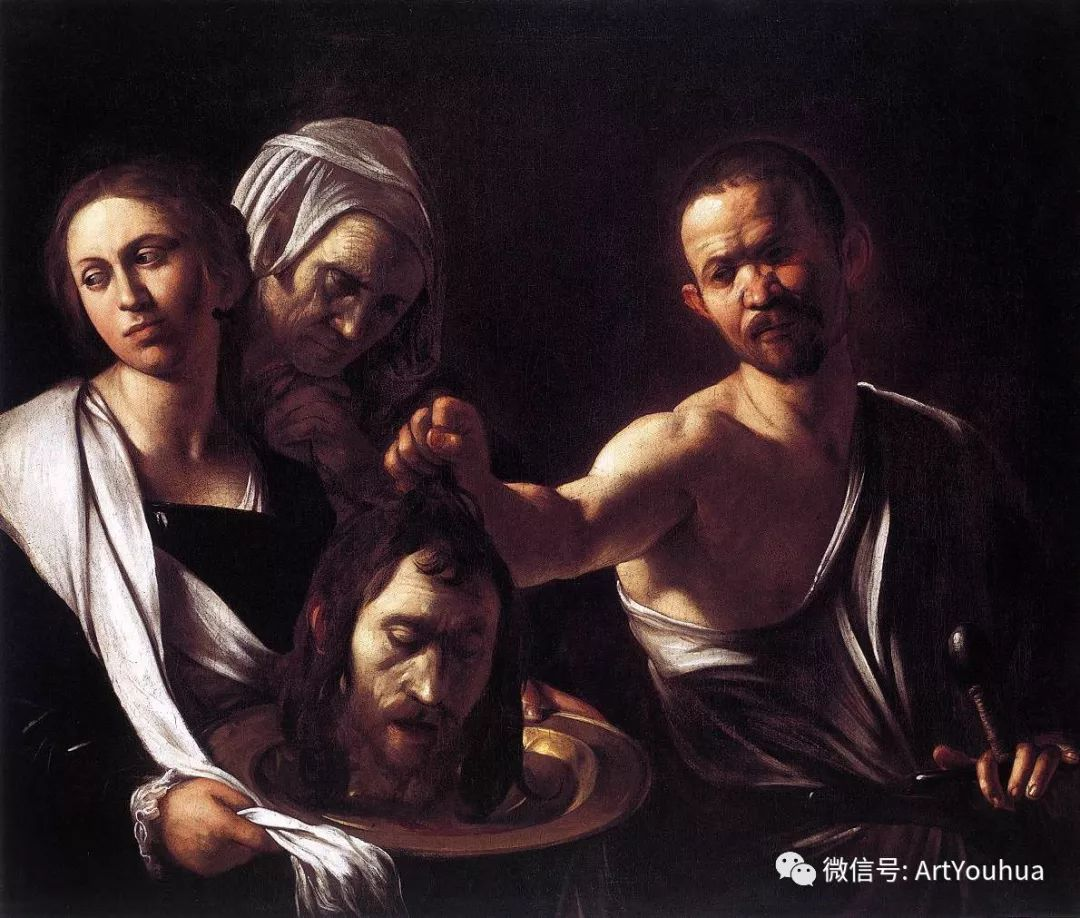 No.18 卡拉瓦乔 | 意大利16世纪末至17世纪初的著名画家插图123