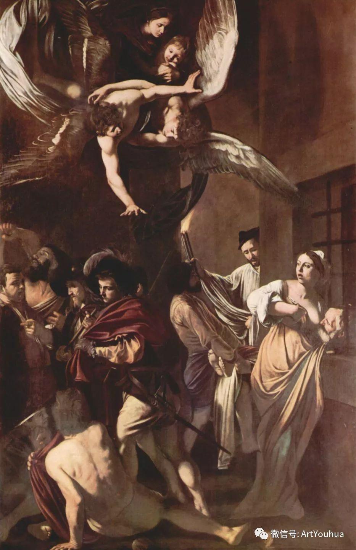 No.18 卡拉瓦乔 | 意大利16世纪末至17世纪初的著名画家插图125