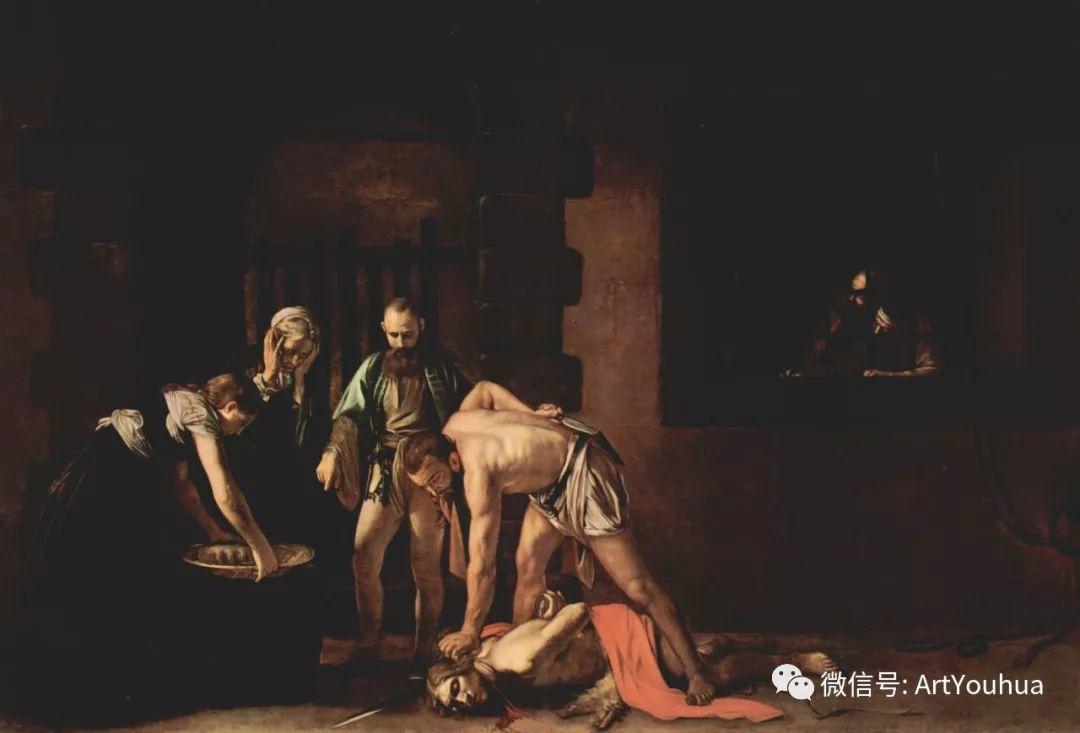 No.18 卡拉瓦乔 | 意大利16世纪末至17世纪初的著名画家插图129