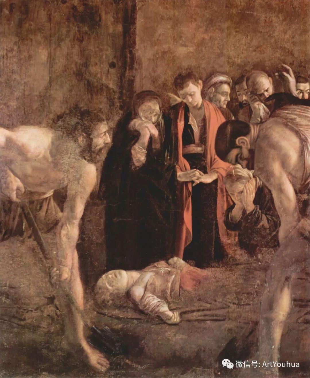 No.18 卡拉瓦乔 | 意大利16世纪末至17世纪初的著名画家插图131