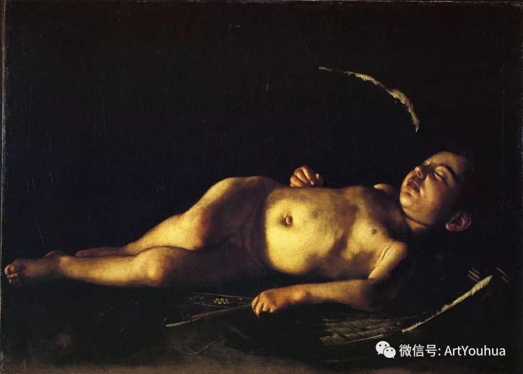 No.18 卡拉瓦乔 | 意大利16世纪末至17世纪初的著名画家插图135