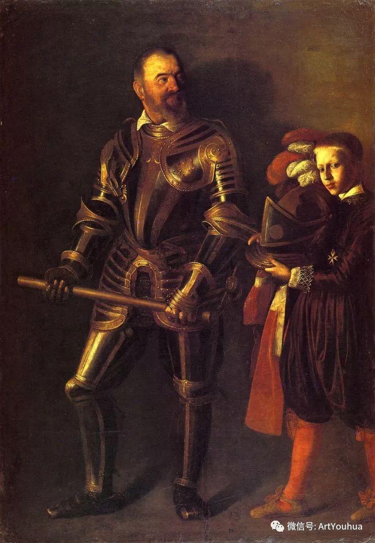 No.18 卡拉瓦乔 | 意大利16世纪末至17世纪初的著名画家插图139