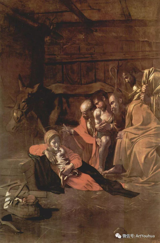 No.18 卡拉瓦乔 | 意大利16世纪末至17世纪初的著名画家插图141