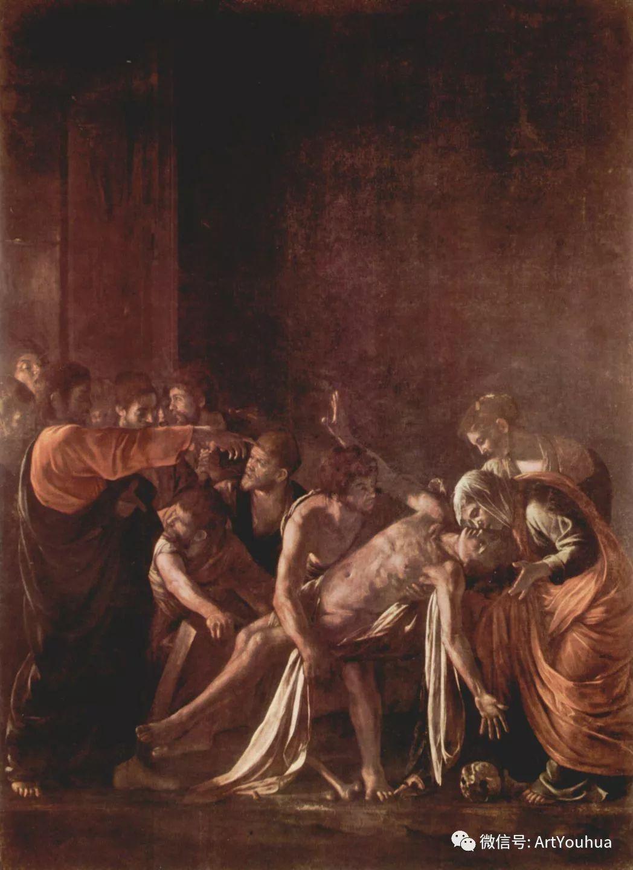 No.18 卡拉瓦乔 | 意大利16世纪末至17世纪初的著名画家插图143