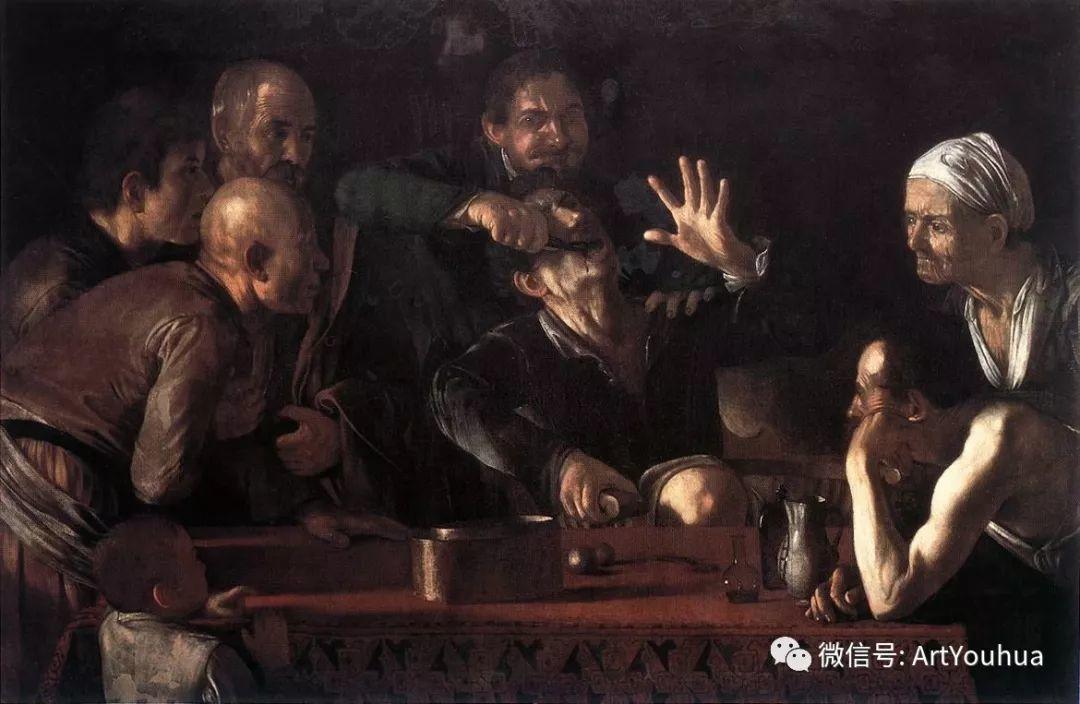 No.18 卡拉瓦乔 | 意大利16世纪末至17世纪初的著名画家插图145