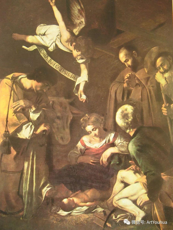 No.18 卡拉瓦乔 | 意大利16世纪末至17世纪初的著名画家插图147