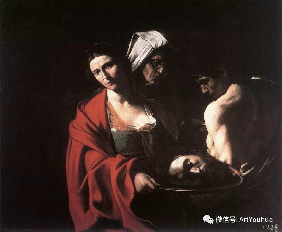 No.18 卡拉瓦乔 | 意大利16世纪末至17世纪初的著名画家插图149