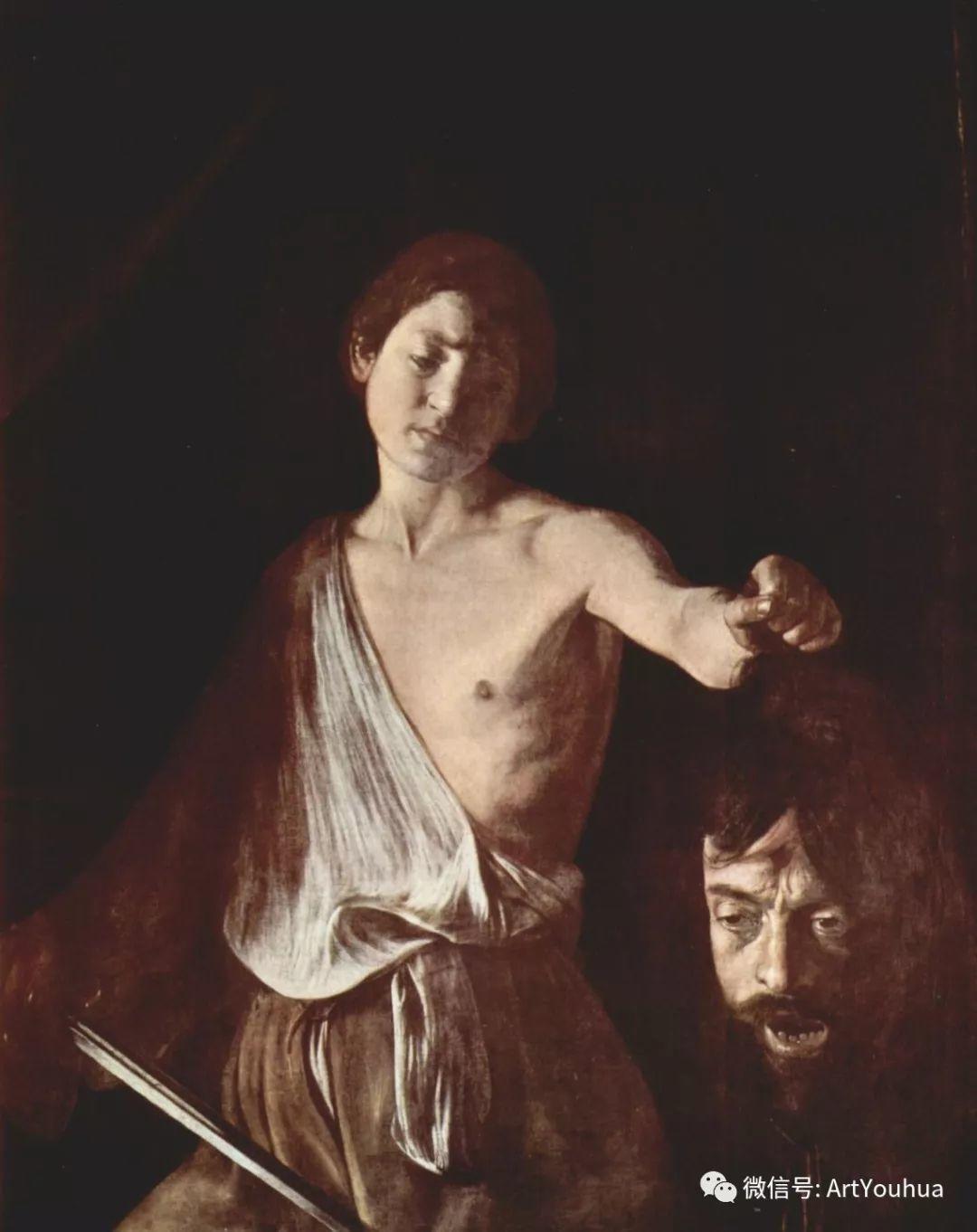No.18 卡拉瓦乔 | 意大利16世纪末至17世纪初的著名画家插图151
