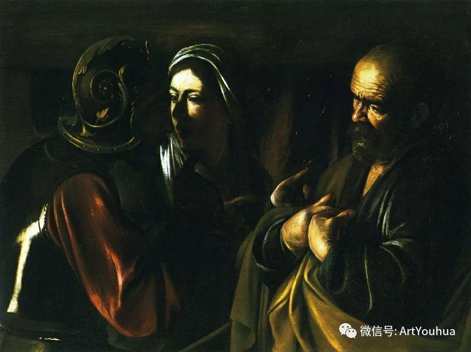 No.18 卡拉瓦乔 | 意大利16世纪末至17世纪初的著名画家插图153