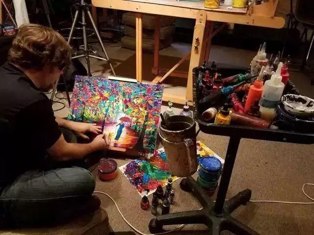 失明对一位画家而言代表艺术生命被判死刑吗?插图4