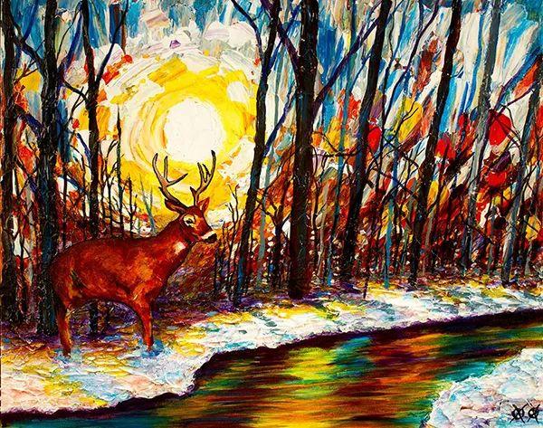 失明对一位画家而言代表艺术生命被判死刑吗?插图7