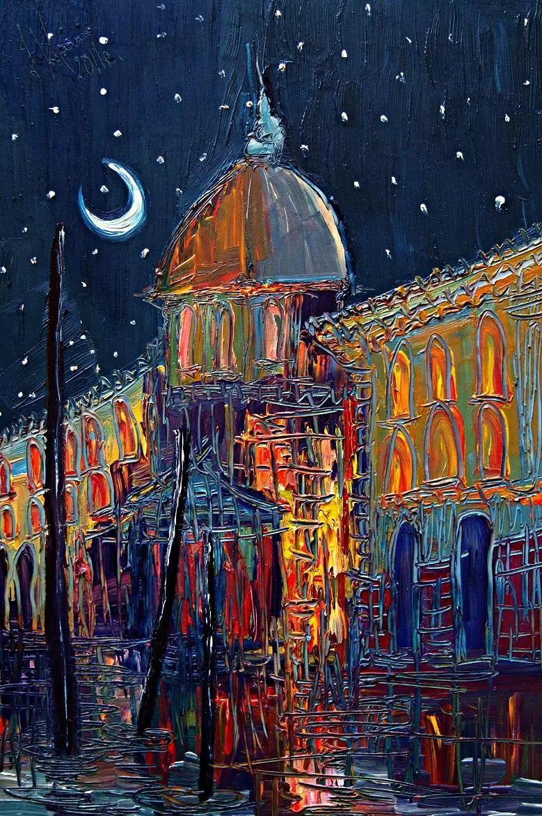 威尼斯、夜晚、猫 | 波兰Justyna Kopania插图3