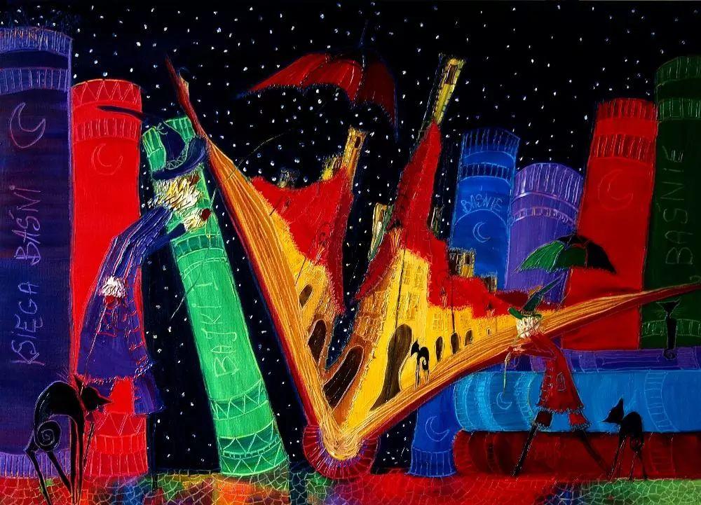 威尼斯、夜晚、猫 | 波兰Justyna Kopania插图7