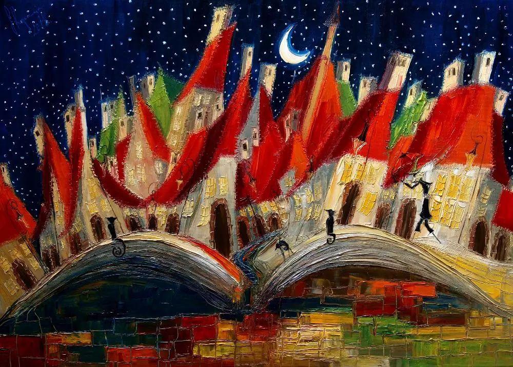 威尼斯、夜晚、猫 | 波兰Justyna Kopania插图8