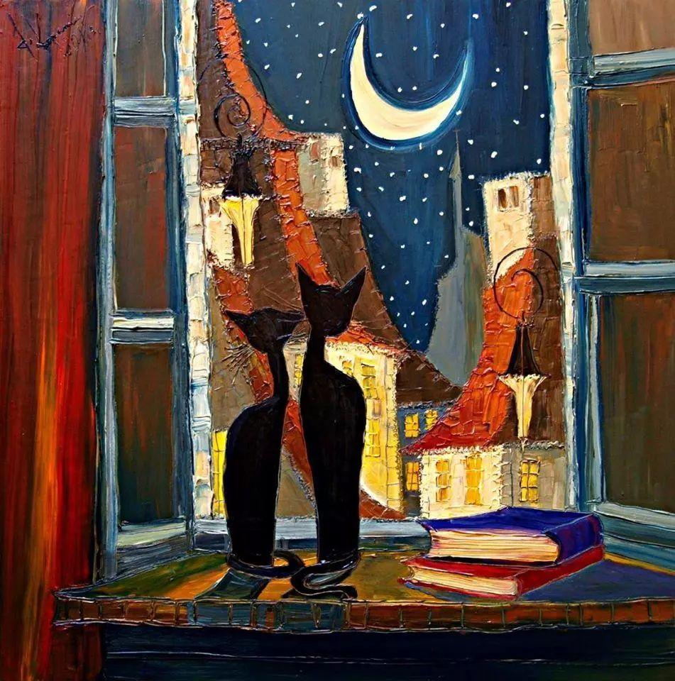 威尼斯、夜晚、猫 | 波兰Justyna Kopania插图11
