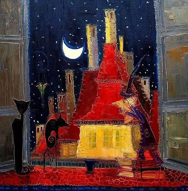 威尼斯、夜晚、猫 | 波兰Justyna Kopania插图13
