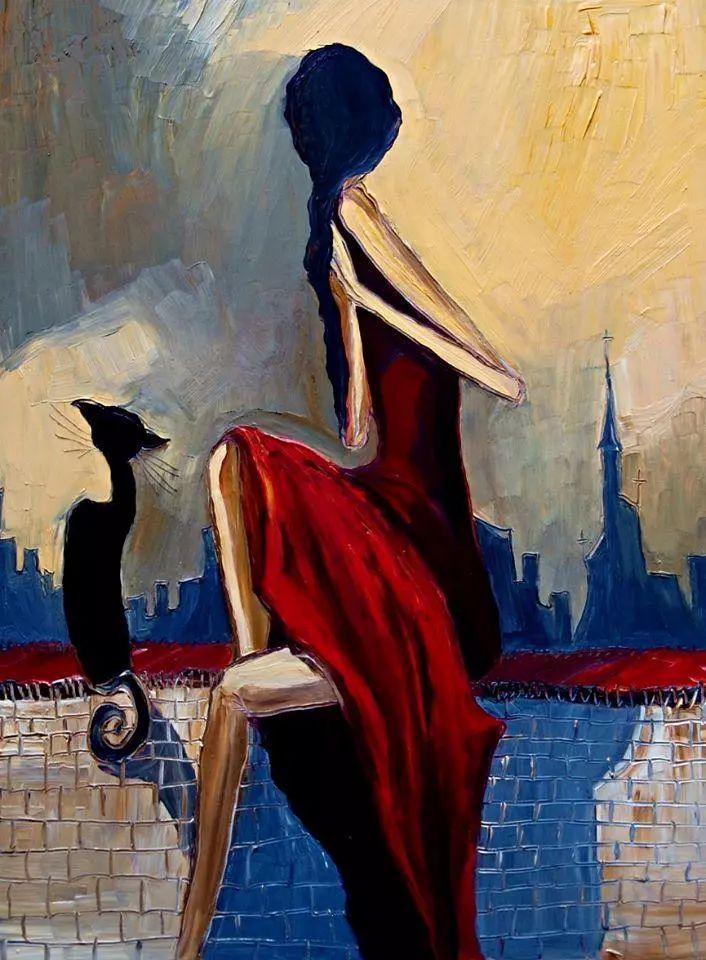 威尼斯、夜晚、猫 | 波兰Justyna Kopania插图15