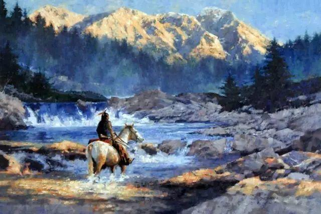 C·MICHAEL DUDASH的田园油画,太美了!插图19