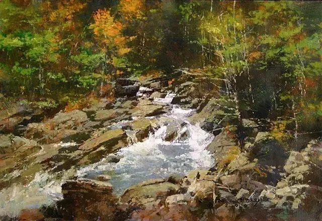 C·MICHAEL DUDASH的田园油画,太美了!插图21