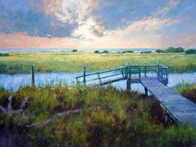 C·MICHAEL DUDASH的田园油画,太美了!插图27