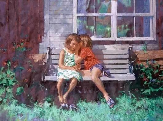 C·MICHAEL DUDASH的田园油画,太美了!插图45