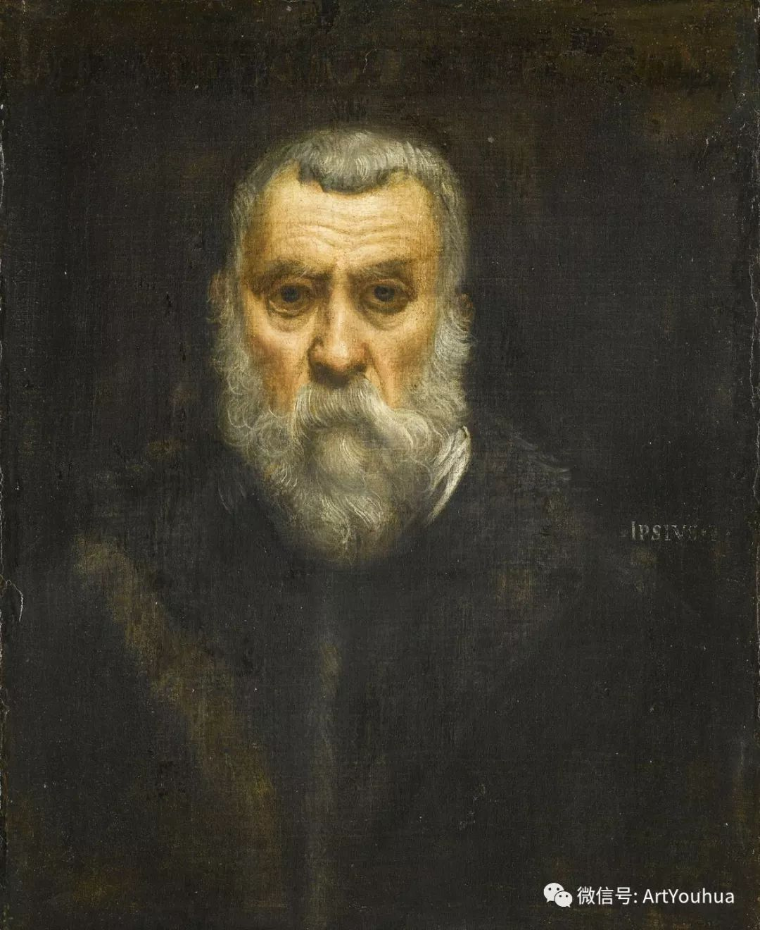 No.14 丁托列托 | 16世纪意大利威尼斯画派著名画家插图