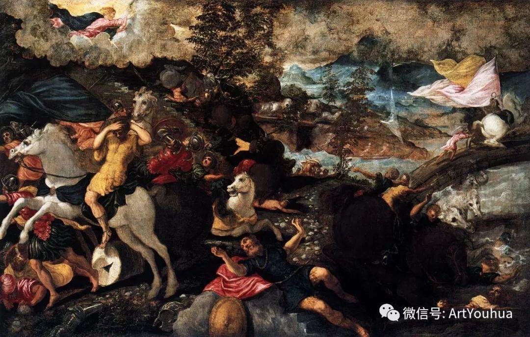 No.14 丁托列托 | 16世纪意大利威尼斯画派著名画家插图2