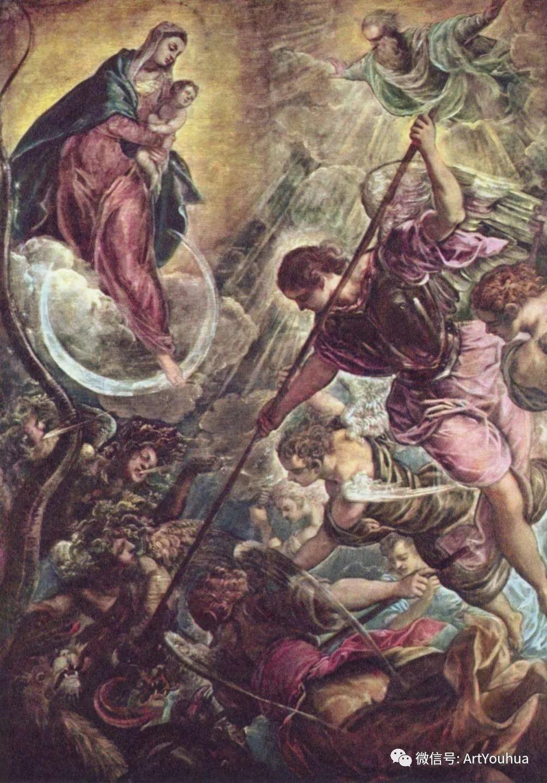 No.14 丁托列托 | 16世纪意大利威尼斯画派著名画家插图3