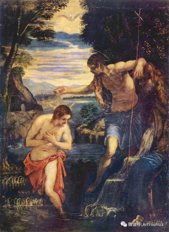 No.14 丁托列托 | 16世纪意大利威尼斯画派著名画家插图4