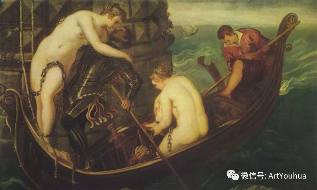No.14 丁托列托 | 16世纪意大利威尼斯画派著名画家插图5