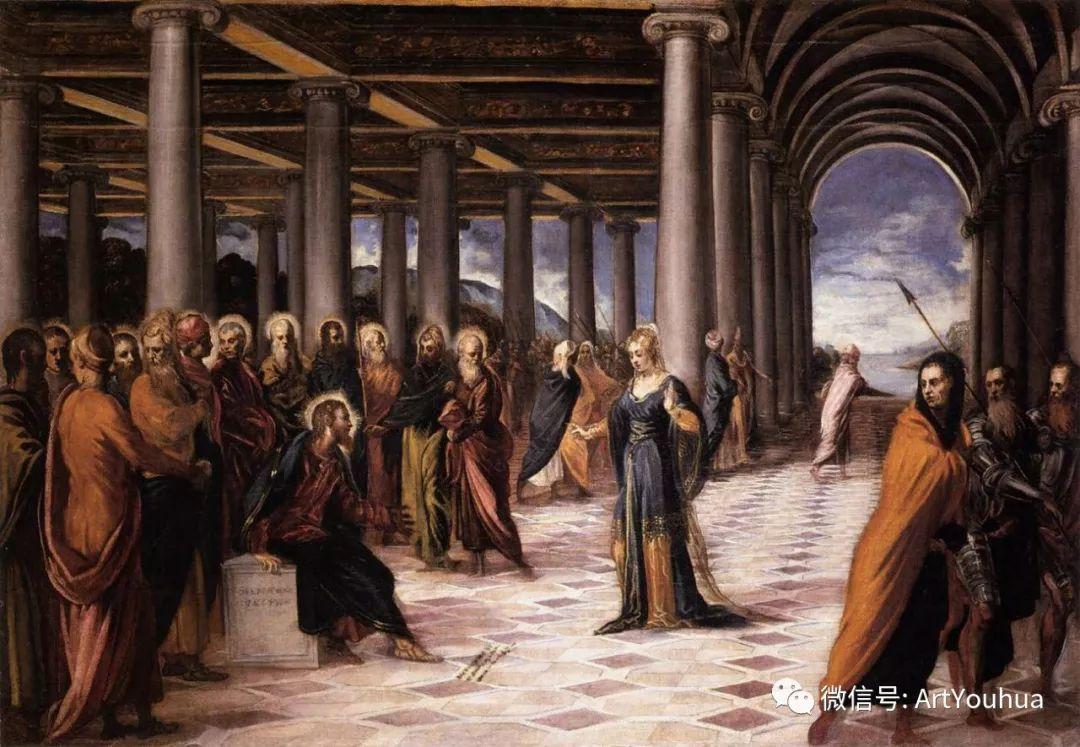 No.14 丁托列托 | 16世纪意大利威尼斯画派著名画家插图6