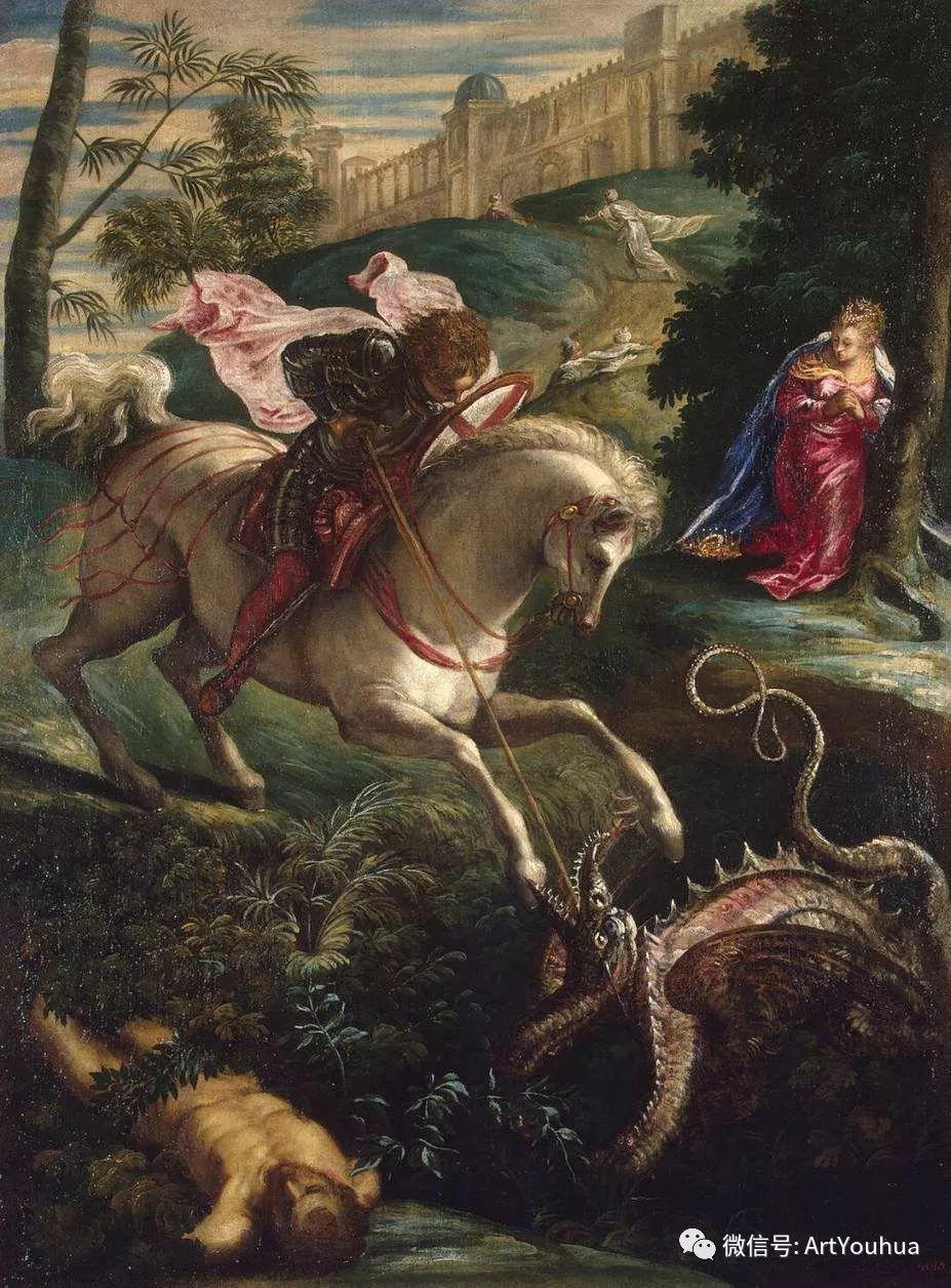 No.14 丁托列托 | 16世纪意大利威尼斯画派著名画家插图7