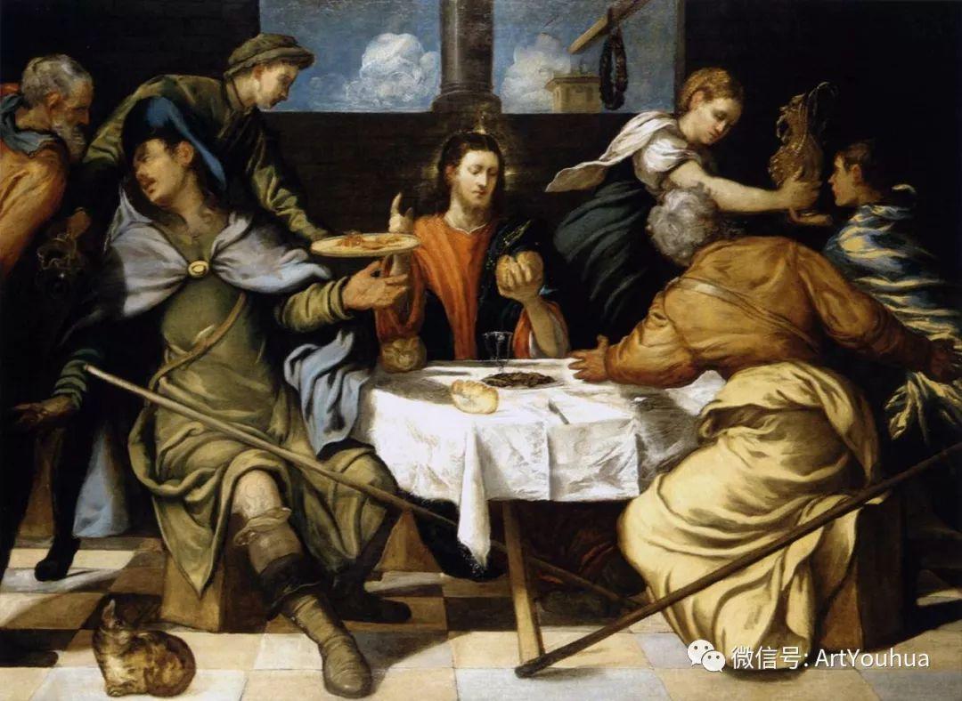 No.14 丁托列托 | 16世纪意大利威尼斯画派著名画家插图8