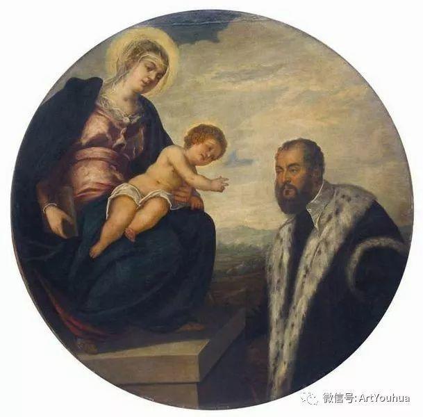 No.14 丁托列托 | 16世纪意大利威尼斯画派著名画家插图11