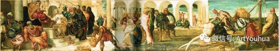 No.14 丁托列托 | 16世纪意大利威尼斯画派著名画家插图12