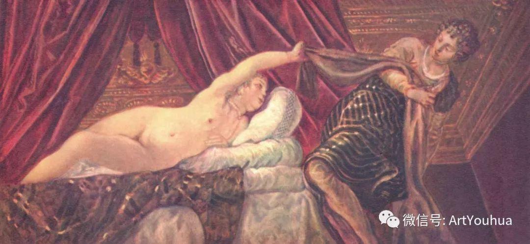 No.14 丁托列托 | 16世纪意大利威尼斯画派著名画家插图13