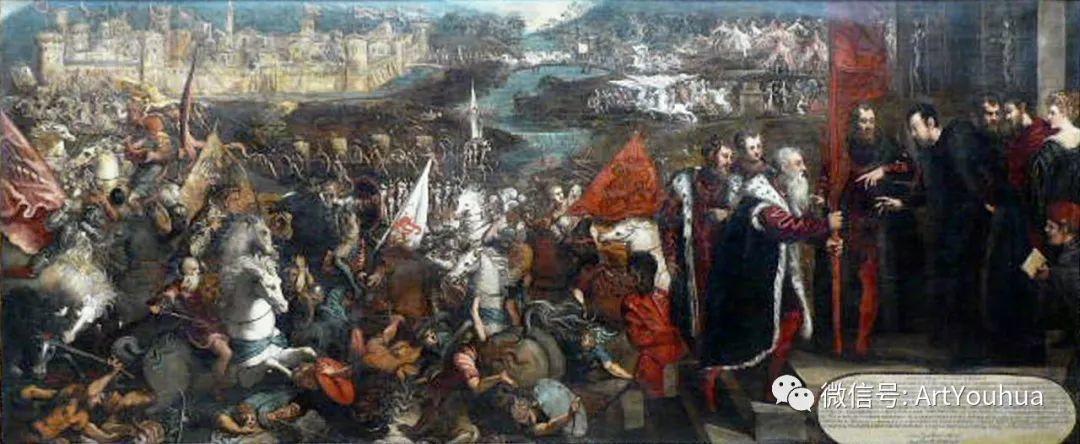 No.14 丁托列托 | 16世纪意大利威尼斯画派著名画家插图14