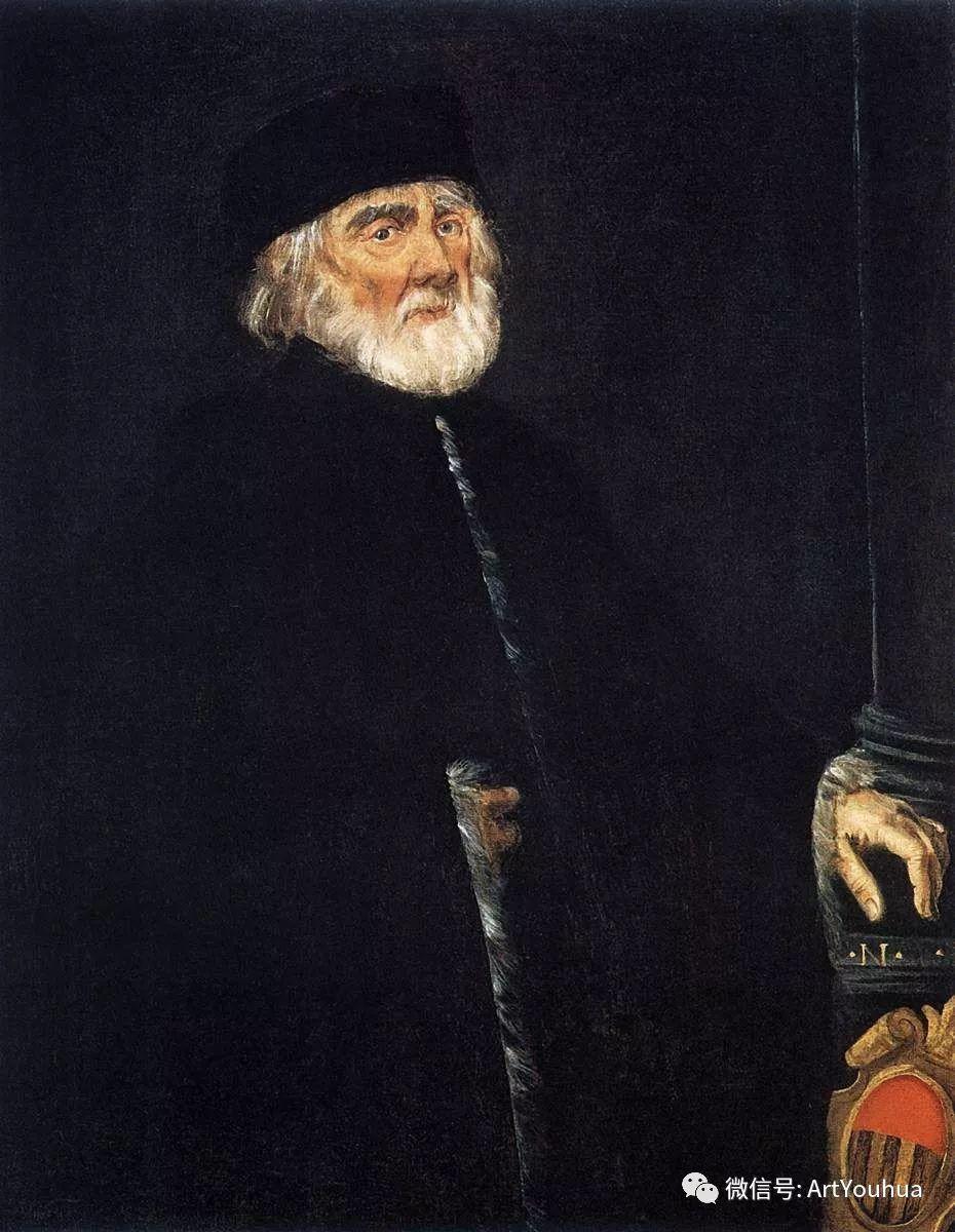 No.14 丁托列托 | 16世纪意大利威尼斯画派著名画家插图16